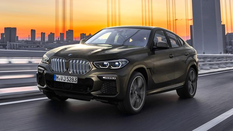 BMW X6: Latest News, Reviews, Specifications, Prices, Photos
