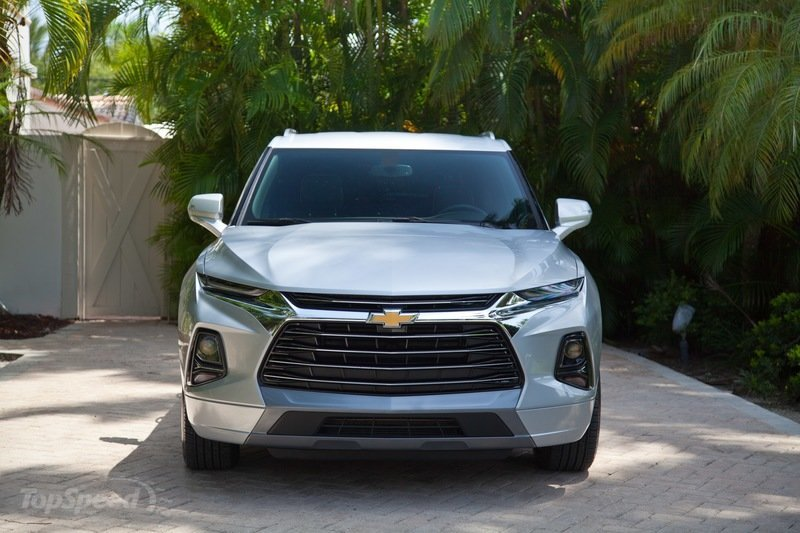2019 2019 Chevrolet Blazer - Driven - image 847926