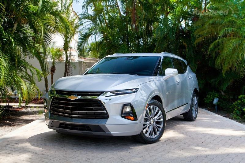 2019 Chevrolet Blazer - Driven - image 847930