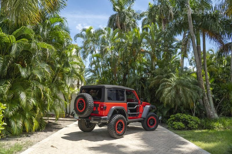 2019 Jeep Wrangler Rubicon MOPAR - Driven