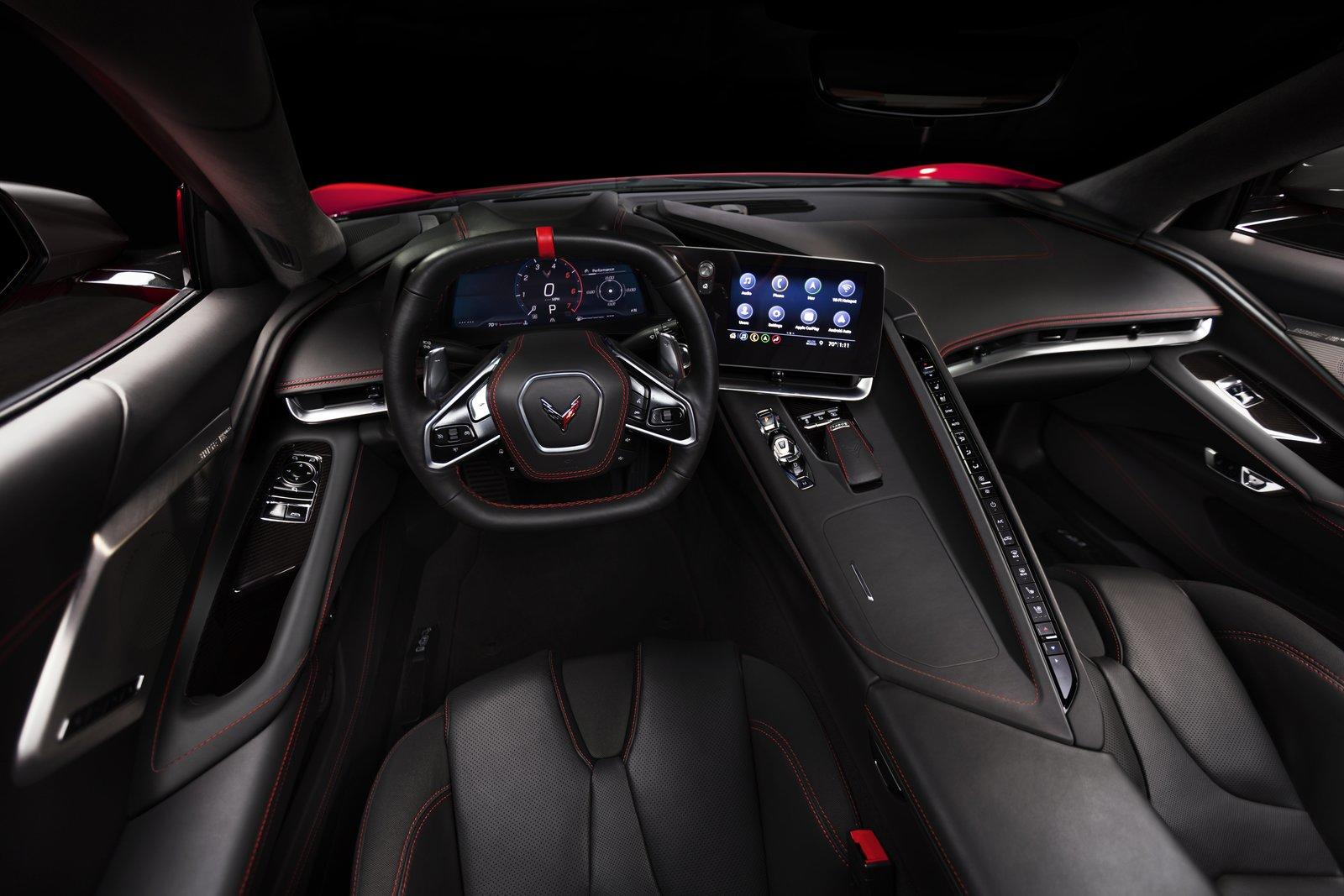 How Much To Detail A Car >> Wait, The All-New 2020 Chevrolet Corvette C8 Is Priced How Much?! | Top Speed
