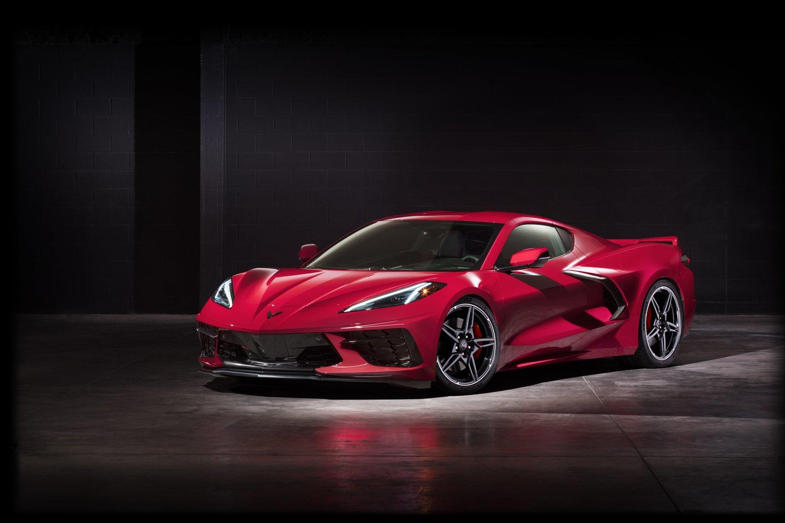 Leaked Specs Reveal 2020 Chevy C8 Corvette Is Quicker Than ...