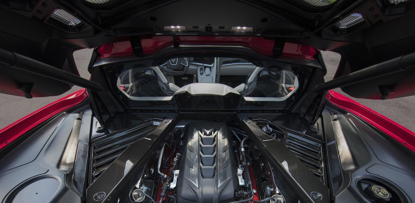 Can The 2020 Chevy C8 Corvette's LT2 V-8 Be Supercharged ...