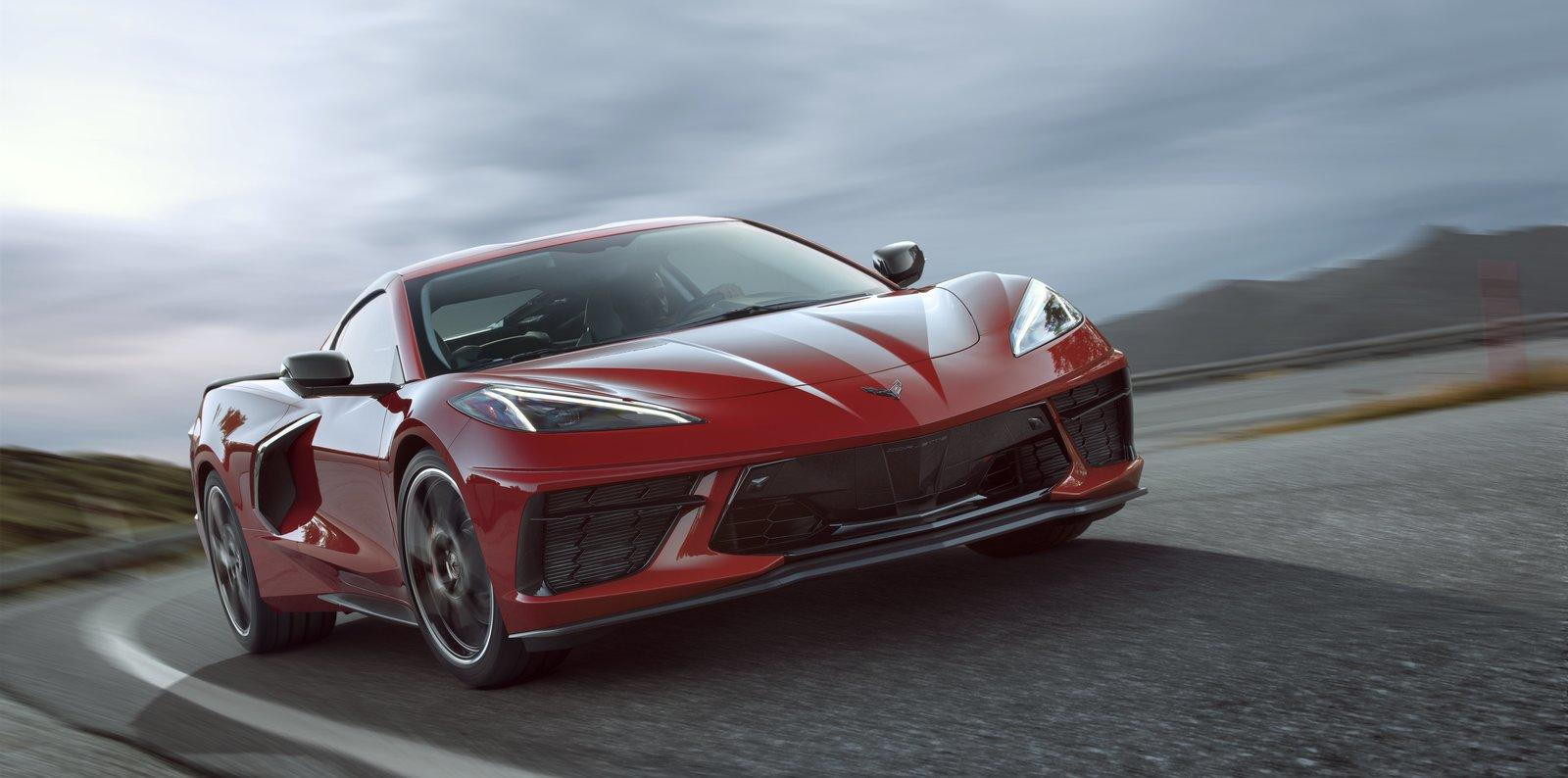 2020 Chevy C8 Corvette - Quirks And Facts Pictures, Photos ...