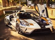Wallpaper of the Day: 2020 Ford GT MKII - image 848666