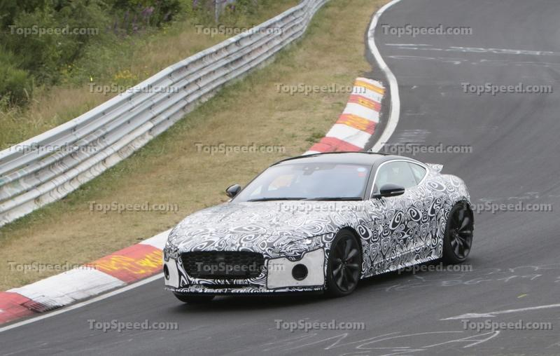 Watch the 2021 Jaguar F-Type's Global Debut Video Here (updated)