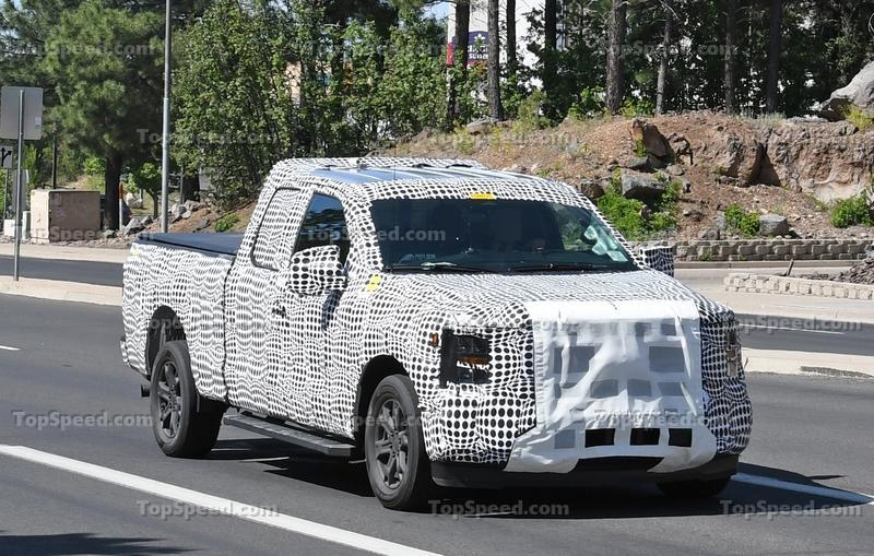 Here Are the Engines Ford Will Offer in the 2021 F-150