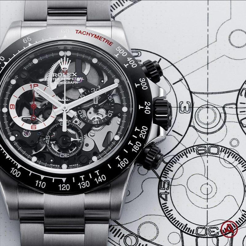 The Artisans de Genève La Barrichello Watch Costs More Than a 2020 Chevy C8 Corvette