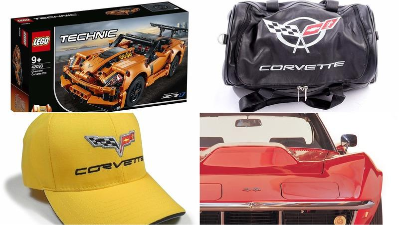 8 Chevrolet Corvette Items You'll Love To Buy From Amazon