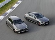 AMG Is Rewriting Rules Of Compact Cars With the Unbelievably Powerful 2020 AMG CLA 45 & A45 - image 848378