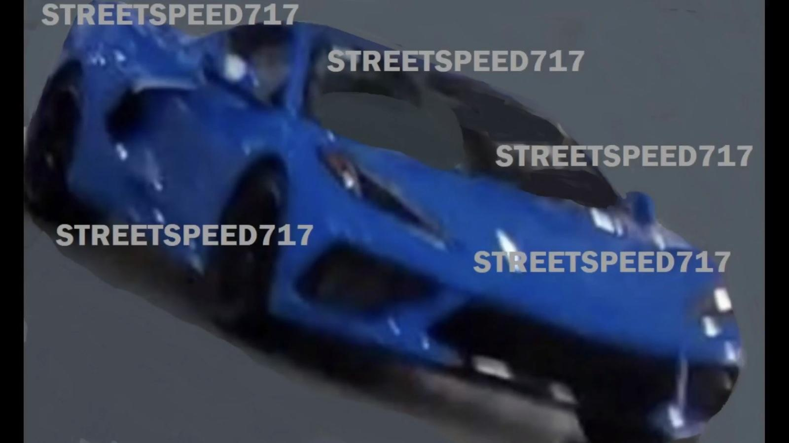 Is This Second Leaked Image Of The 2020 Chevy C8 Corvette ...