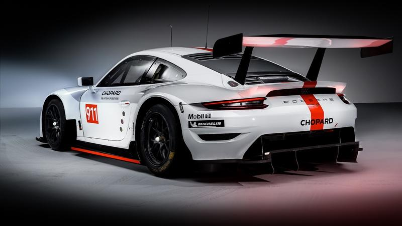 "The 2019 Porsche 911 RSR Says ""Screw Your Turbo"" - There's No Replacement for Displacement - image 848816"