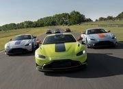 Aston Martin Celebrates its Roots with The Vantage Heritage Racing Edition - image 848350