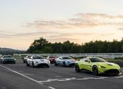 Aston Martin Celebrates its Roots with The Vantage Heritage Racing Edition - image 848351
