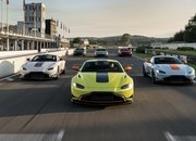 Aston Martin Celebrates its Roots with The Vantage Heritage Racing Edition - image 848354