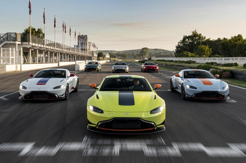 Aston Martin Celebrates its Roots with The Vantage Heritage Racing Edition - image 848356