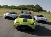Aston Martin Celebrates its Roots with The Vantage Heritage Racing Edition - image 848355