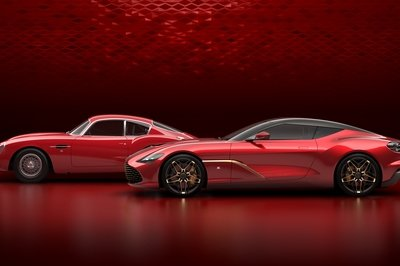 Aston Martin Inches Closer to Completing the DBS GT Zagato
