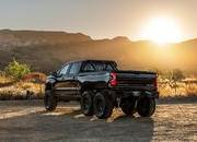 At $375,000, Is Hennessey's Goliath 6x6 Truck an Aberration? - image 851135