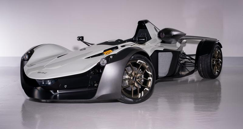 BAC Drops the Mono Hammer at the Goodwood Festival of Speed