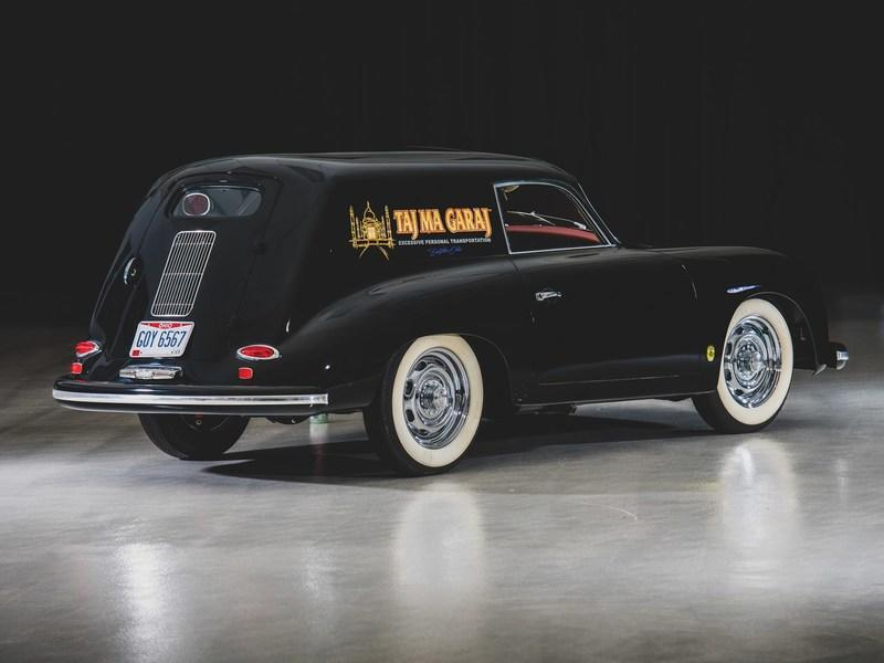 Car For Sale: 1958 Porsche 356 A Sedan Delivery 'Kreuzer'
