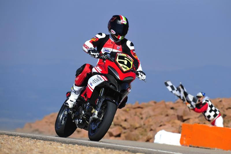 Tragedy At Pike's Peak Hill Climb: Ducati Racer Carlin Dunne Dead At 36