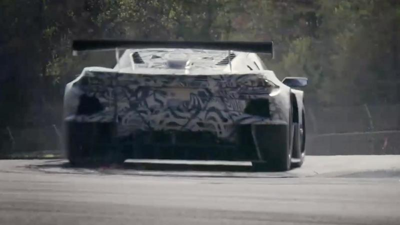 Chevy Has Yet to Confirm a 2020 C8.R Race Car - Here's Why You Should Still Expect One! - image 851076