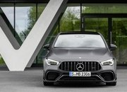 AMG Is Rewriting Rules Of Compact Cars With the Unbelievably Powerful 2020 AMG CLA 45 & A45 - image 848085