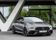AMG Is Rewriting Rules Of Compact Cars With the Unbelievably Powerful 2020 AMG CLA 45 & A45 - image 848086