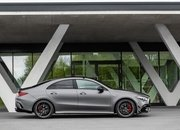 AMG Is Rewriting Rules Of Compact Cars With the Unbelievably Powerful 2020 AMG CLA 45 & A45 - image 848087