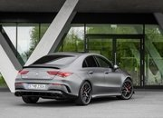 AMG Is Rewriting Rules Of Compact Cars With the Unbelievably Powerful 2020 AMG CLA 45 & A45 - image 848088