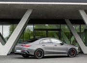 AMG Is Rewriting Rules Of Compact Cars With the Unbelievably Powerful 2020 AMG CLA 45 & A45 - image 848089