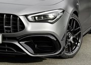 AMG Is Rewriting Rules Of Compact Cars With the Unbelievably Powerful 2020 AMG CLA 45 & A45 - image 848092
