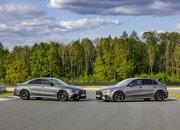 AMG Is Rewriting Rules Of Compact Cars With the Unbelievably Powerful 2020 AMG CLA 45 & A45 - image 848095