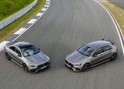 AMG Is Rewriting Rules Of Compact Cars With the Unbelievably Powerful 2020 AMG CLA 45 & A45 - image 848096