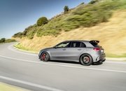 AMG Is Rewriting Rules Of Compact Cars With the Unbelievably Powerful 2020 AMG CLA 45 & A45 - image 848098