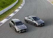 AMG Is Rewriting Rules Of Compact Cars With the Unbelievably Powerful 2020 AMG CLA 45 & A45 - image 848100