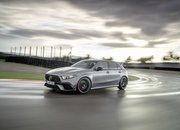 AMG Is Rewriting Rules Of Compact Cars With the Unbelievably Powerful 2020 AMG CLA 45 & A45 - image 848105