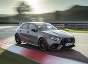 AMG Is Rewriting Rules Of Compact Cars With the Unbelievably Powerful 2020 AMG CLA 45 & A45 - image 848109