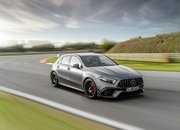 AMG Is Rewriting Rules Of Compact Cars With the Unbelievably Powerful 2020 AMG CLA 45 & A45 - image 848110