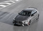 AMG Is Rewriting Rules Of Compact Cars With the Unbelievably Powerful 2020 AMG CLA 45 & A45 - image 848111