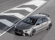 AMG Is Rewriting Rules Of Compact Cars With the Unbelievably Powerful 2020 AMG CLA 45 & A45 - image 848113