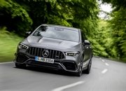AMG Is Rewriting Rules Of Compact Cars With the Unbelievably Powerful 2020 AMG CLA 45 & A45 - image 848079