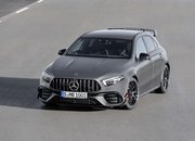 AMG Is Rewriting Rules Of Compact Cars With the Unbelievably Powerful 2020 AMG CLA 45 & A45 - image 848116