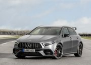 AMG Is Rewriting Rules Of Compact Cars With the Unbelievably Powerful 2020 AMG CLA 45 & A45 - image 848119
