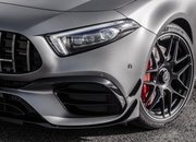 AMG Is Rewriting Rules Of Compact Cars With the Unbelievably Powerful 2020 AMG CLA 45 & A45 - image 848122