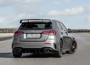 AMG Is Rewriting Rules Of Compact Cars With the Unbelievably Powerful 2020 AMG CLA 45 & A45 - image 848129