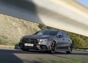 AMG Is Rewriting Rules Of Compact Cars With the Unbelievably Powerful 2020 AMG CLA 45 & A45 - image 848137