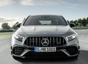 AMG Is Rewriting Rules Of Compact Cars With the Unbelievably Powerful 2020 AMG CLA 45 & A45 - image 848139