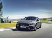 AMG Is Rewriting Rules Of Compact Cars With the Unbelievably Powerful 2020 AMG CLA 45 & A45 - image 848144